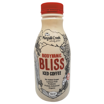 Mungalli Bliss Iced Coffee