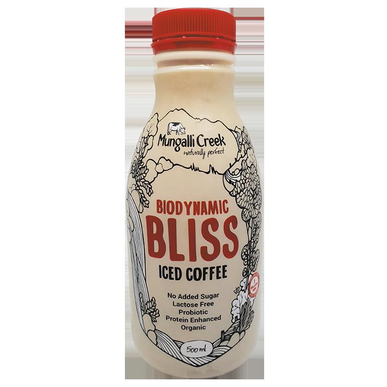 Mungalli Bliss Iced Coffee