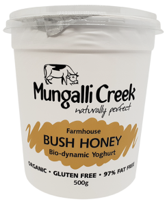 bush honey yoghurt