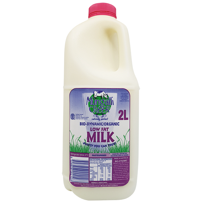 Mungalli Low Fat milk